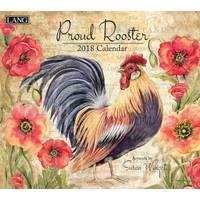 Lang Proud Rooster Wall Calendar from Blain's Farm and Fleet