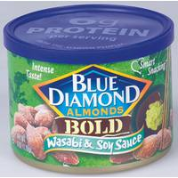 Blue Diamond Wasabi & Soy Sauce Almonds from Blain's Farm and Fleet