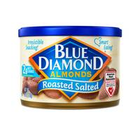 Blue Diamond Roasted & Salted Almonds from Blain's Farm and Fleet