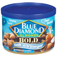 Blue Diamond Salt & Vinegar Almonds from Blain's Farm and Fleet