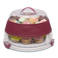 Progressive Collapsible Cupcake Carrier from Blain's Farm and Fleet