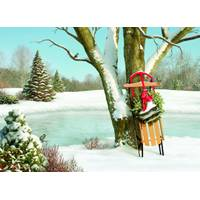 LPG Greetings Winter Dreams Christmas Value Cards from Blain's Farm and Fleet
