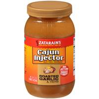 Cajun Injector Roasted Garlic & Herb Injectable Marinade from Blain's Farm and Fleet