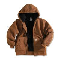 Carhartt Boys' Active Duck Jacket from Blain's Farm and Fleet