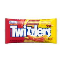 TWIZZLERS Sweet and Sour Filled Twists in Cherry and Citrus Punch Flavors from Blain's Farm and Fleet