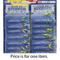 K&E Tackle Assorted Moon Shad-O Ice Fishing Lures from Blain's Farm and Fleet