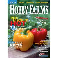i-5 Publishing Hobby Farms Magazine from Blain's Farm and Fleet