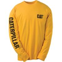 Cat Men's Trademark Banner T-Shirt from Blain's Farm and Fleet