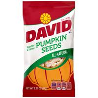 David Pumpkin Seeds from Blain's Farm and Fleet