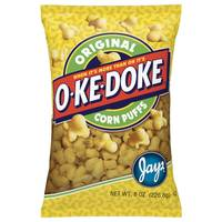 O - Ke - Doke Corn Puffs from Blain's Farm and Fleet