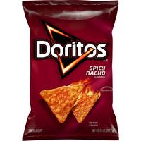 Doritos Spicy Nacho Chips from Blain's Farm and Fleet