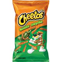 Cheetos Jalapeno Cheddar from Blain's Farm and Fleet
