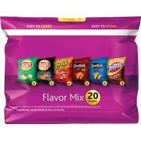 Frito Lay 20 count Flavor Pack Sack from Blain's Farm and Fleet