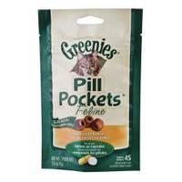 Feline Greenies Pill Pocket Treat from Blain's Farm and Fleet
