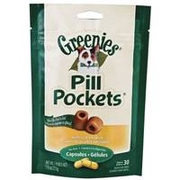 Greenies Chicken Flavor Canine Capsule Pill Pockets from Blain's Farm and Fleet