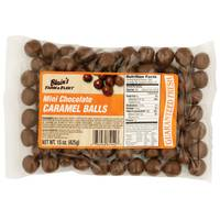 Blain's Farm & Fleet Mini Chocolate Caramel Balls from Blain's Farm and Fleet