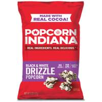 Popcorn, Indiana Drizzled Black & White Kettlecorn from Blain's Farm and Fleet