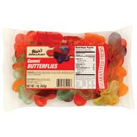 Blain's Farm & Fleet Gummi Butterflies from Blain's Farm and Fleet