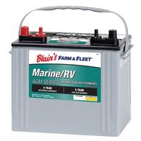 Duration AGM Blue Marine Battery from Blain's Farm and Fleet