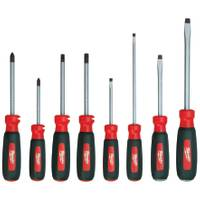 Milwaukee 8 Piece Screwdriver Set from Blain's Farm and Fleet
