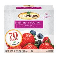 Mrs. Wages Lite Home Jell Fruit Pectin from Blain's Farm and Fleet