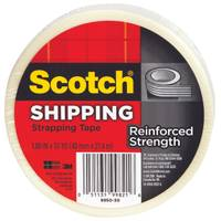 Scotch Reinforced Shipping / Strapping Tape from Blain's Farm and Fleet