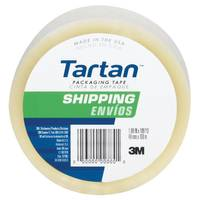 Tartan Shipping and Packaging Tape from Blain's Farm and Fleet