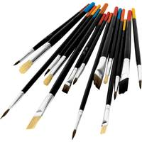 Project Pro 15 Piece Paint Brush Set from Blain's Farm and Fleet