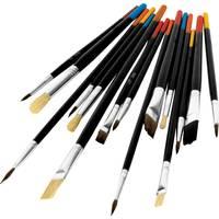 Project Pro 15 Piece Paint Brush Set from Blain's Farm and Fleet