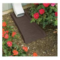 Suncast Decorative Splash Block from Blain's Farm and Fleet