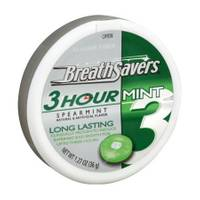 BreathSavers 3 hour Breathmints from Blain's Farm and Fleet