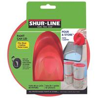 Shur-Line Paint Lid with Collapsible Pour Spout from Blain's Farm and Fleet