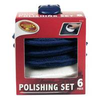 Detailer's Choice Microfiber Applicator Pad Kit with Handle from Blain's Farm and Fleet