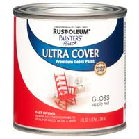 Rust-Oleum 1/2 Pint Painter's Touch Ultra Cover Gloss Premium Latex Paint from Blain's Farm and Fleet