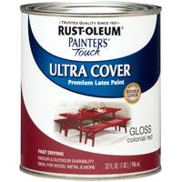 Rust-Oleum 1 Qt Painter's Touch Ultra Cover Gloss Premium Latex Paint from Blain's Farm and Fleet