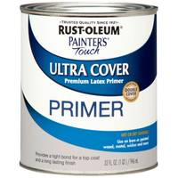 Rust-Oleum 1 Qt Painter's Touch Ultra Cover Premium Latex Paint Primer from Blain's Farm and Fleet