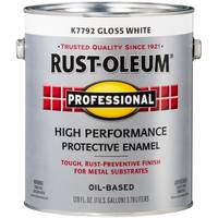 Rust-Oleum 1 Gallon Professional High Performance Protective Enamel Gloss Oil Based Paint from Blain's Farm and Fleet