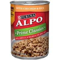 Alpo Prime Classics With Chicken & Rice Dog Food from Blain's Farm and Fleet