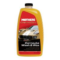 Mothers California Gold Carnauba Car Wash & Wax from Blain's Farm and Fleet