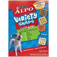 Alpo Variety Snaps Dog Treats from Blain's Farm and Fleet