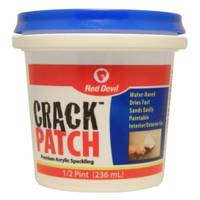Red Devil Premium Crack Patch Spackling from Blain's Farm and Fleet
