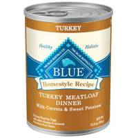 Blue Buffalo Life Protection 12.5 oz Turkey, Carrot & Sweet Potato Adult Dog Food from Blain's Farm and Fleet