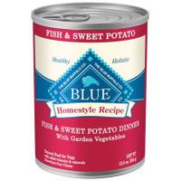Blue Buffalo Life Protection 12.5 oz Fish & Sweet Potato Adult Dog Food from Blain's Farm and Fleet