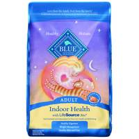 Blue Buffalo Life Protection Chicken & Brown Rice Indoor Health Adult Cat Food from Blain's Farm and Fleet