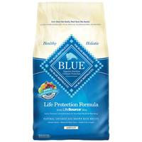Blue Buffalo Life Protection 6 lb Chicken and Brown Rice Life Protection Formula Dog Food from Blain's Farm and Fleet