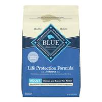Blue Buffalo Life Protection Chicken and Brown Rice Life Protection Formula Dog Food from Blain's Farm and Fleet