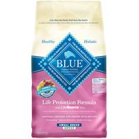 Blue Buffalo Life Protection 6 lb Chicken and Brown Rice Life Protection Formula Small Breed Dog Food from Blain's Farm and Fleet