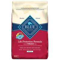 Blue Buffalo Life Protection Fish and Brown Rice Life Protection Formula Dog Food from Blain's Farm and Fleet