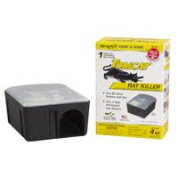 Tomcat Disposable Rat Bait Station from Blain's Farm and Fleet