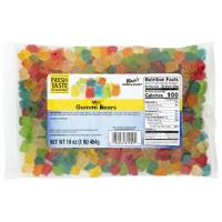 Blain's Farm & Fleet Mini Gummi Bears from Blain's Farm and Fleet